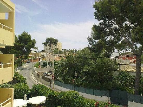 Montenova Apartments: to the beach