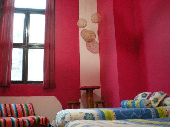 Hostel Amigo: Room
