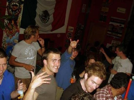 Hostel Amigo : Fiesta!!!