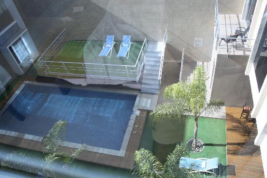 Hotel El Espanol Paseo de Montejo: Piscine