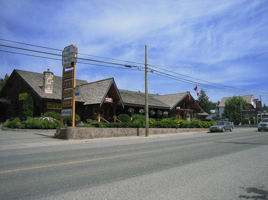 Top 6 restaurants in Clinton, Canada