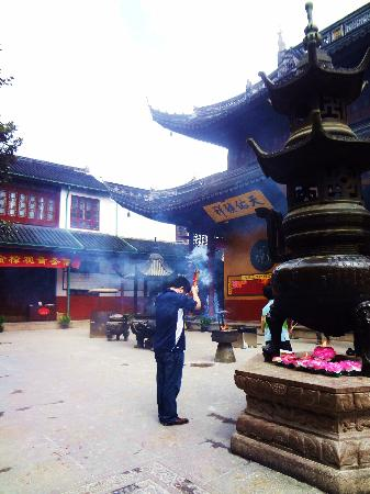 Xangai, China: JADE BUDA TEMPLE