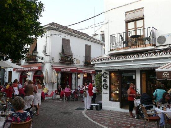 Marbella, Spain: casco històrico