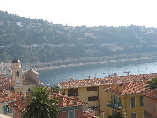 Hotel Riviera: Vista dal terrazzo