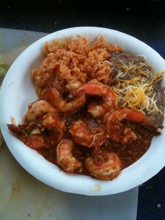 Chalupa's: Shrimp Diabla