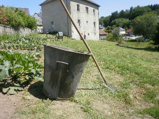 L'Ancienne Poste: Garden
