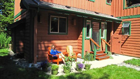 Summerhill Guest House: Sunset Suite entrance