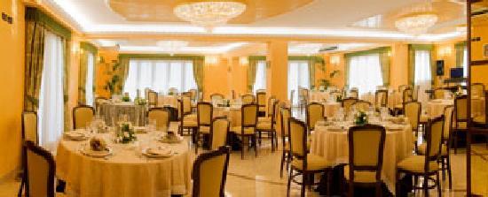 أجوستينيانا هوتل: Ristorante dell'hotel