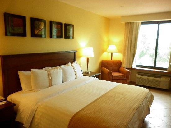 Holiday Inn Panama Canal: Cuarto