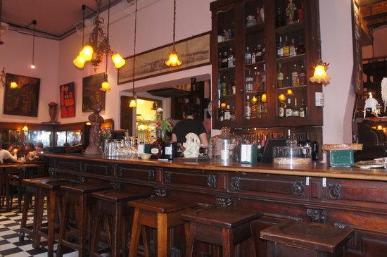 Bar Seddon: the bar