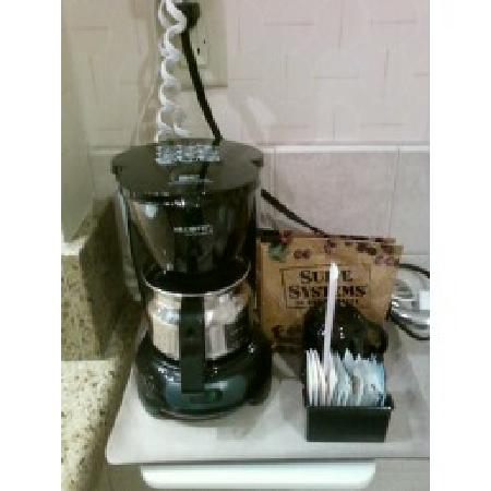 Lady Luck Casino Black Hawk : Coffee Setup
