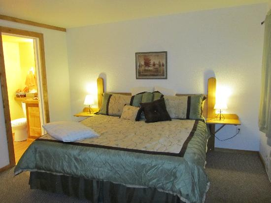 Globetrotter Lodge: Nicely renovated rooms!