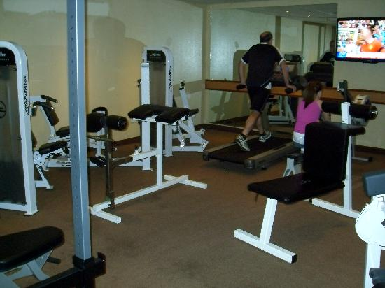 Gym fitness room picture of clayton hotel leopardstown