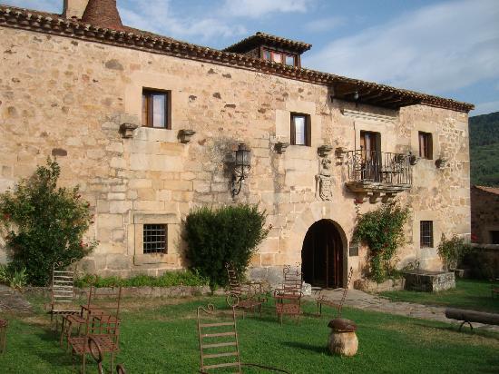 Molinos de Duero, สเปน: Fachada principal