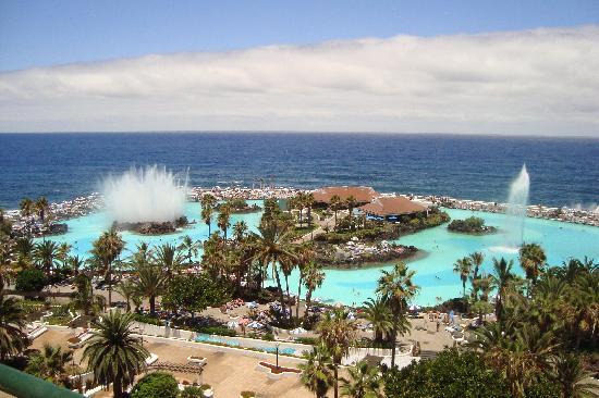 Vistas azotea picture of h10 tenerife playa puerto de la cruz tripadvisor - Playa puerto de la cruz tenerife ...