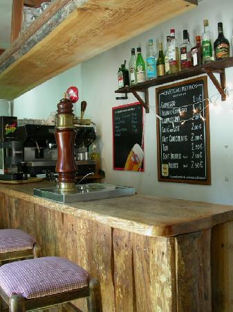 Hotel La Maison du Bez : The bar