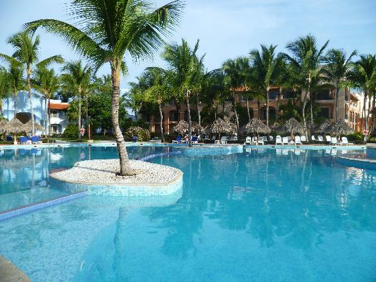 Iberostar Hacienda Dominicus : main pool 1