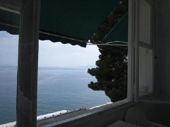 Smart Selection Hotel Belvedere: Notre balcon