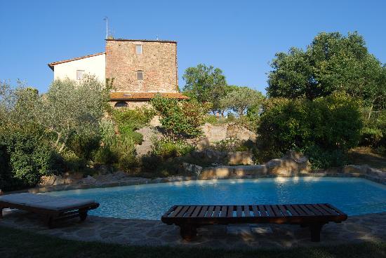Monte Poni: The Refreshing Pool