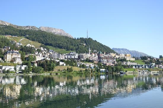 Hotel Nolda: St. Moritz see