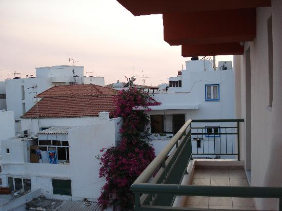 Ageri Hotel: South-West view