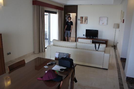 โรงแรมเฟอร์เต้ เอสเทโปน่า: la suite 5012/5014