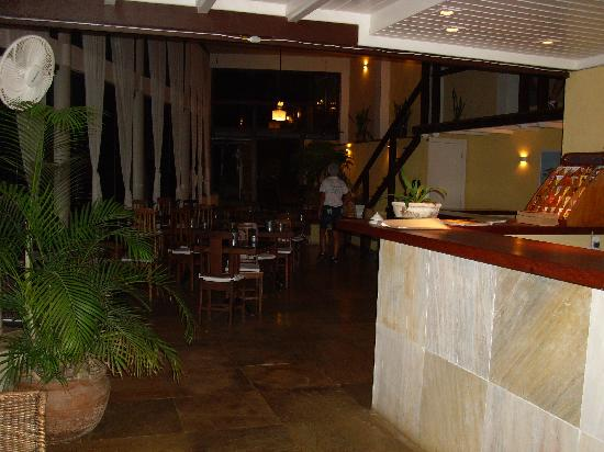 Posada Villa Mercedes: interior posada