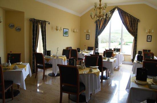 The 19th Lodge: Breakfast room