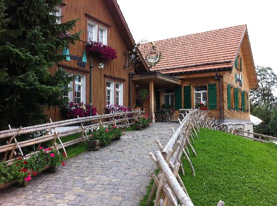 Teufen, Switzerland: Aussenansicht