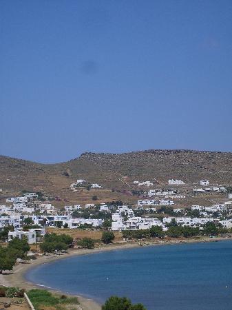 Cavos Ai Sostis: la baie où se situe l'hôtel
