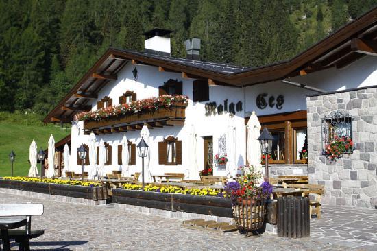 Malga Ces Hotel Restaurant