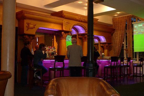 Dorint Herrenkrug Parkhotel Magdeburg: Bar