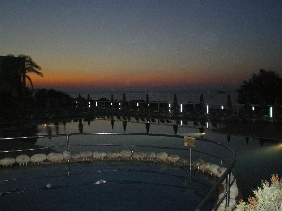 Sirenis Hotel Club Aura : The sunset