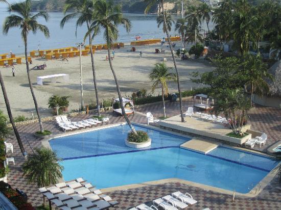 Hotel Tamaca Beach Resort: La foto que no puede faltar.