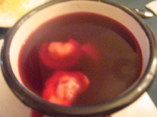 Pod Wawelem: borscht