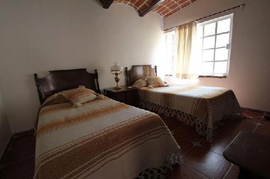 Villa De La Plata: Habitación doble