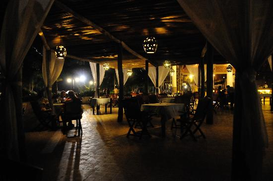 Majestic Colonial Punta Cana : Dinner at the Tres Caraveras