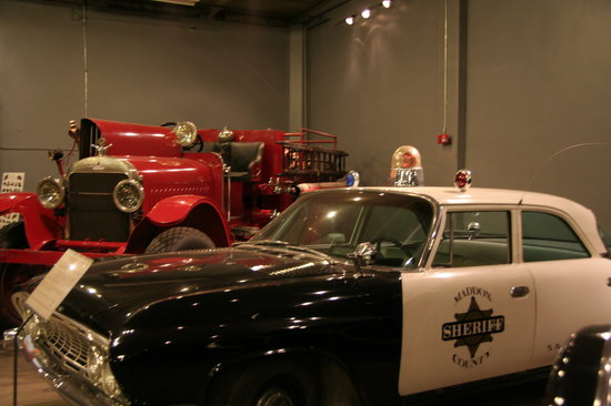 Forney Museum of Transportation: Andy Griffith type police car