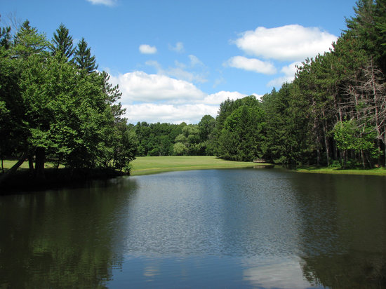 Pine Lake Manor : Beautiful scenery and plenty of activities for all ages.