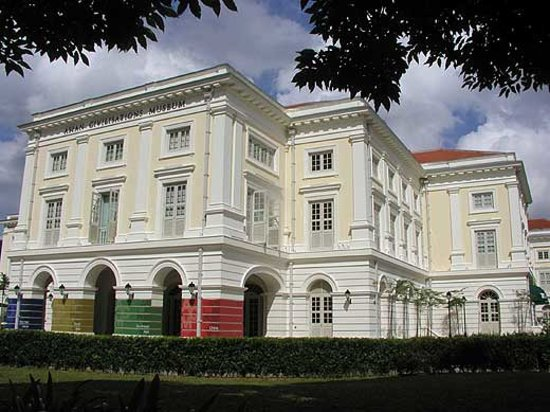 Photo of History Museum Asian Civilisations Museum at 1 Empress Place Empress Place Building, Singapore 179555, Singapore