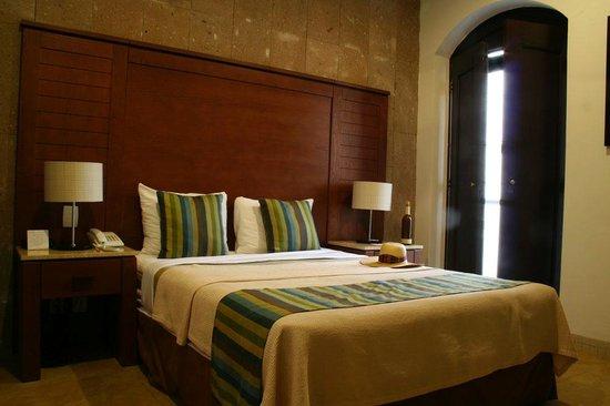 Hotel Casa Continental: Me encantó la decoración de la habitación