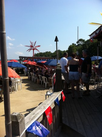 Tim's Rivershore Restaurant and Crabhouse