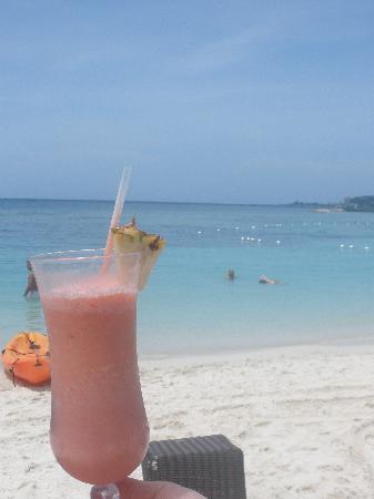 Secrets St. James Montego Bay: Jamaican Smile