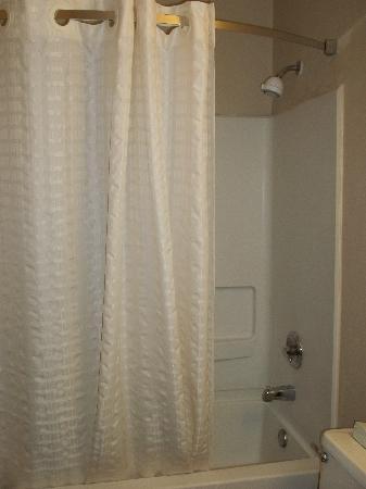 Super 8 Homewood Birmingham Area: Shower