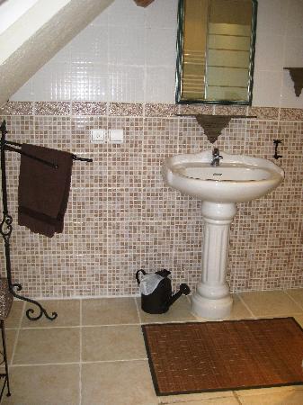 Le Clos du Puits : Bathroom