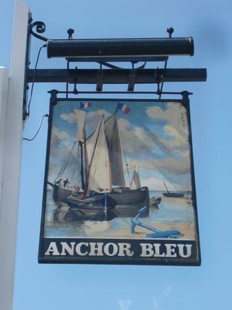 The Anchor Bleu