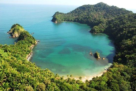 Eco Di Mare Tours: Puerto Caribe, Parque Nacional Jeannette Kawas.