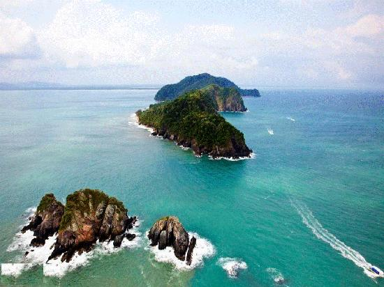 Eco Di Mare Tours: Peninsula de Punta Sal, Parque Nacional Jeannette Kawas