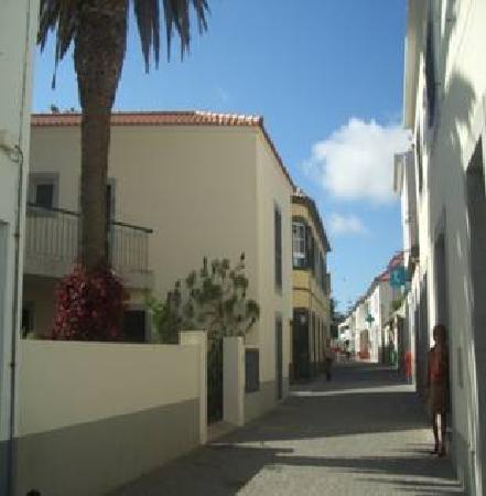 Villa Pitta: A entrada