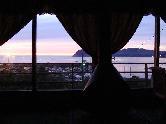Mason's Olson Resort: Morning view from the room